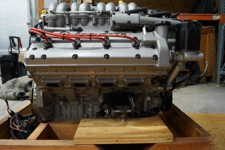 Chevrolet Corvette ZR-1 LT5 V8 Engine 6