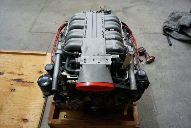 Chevrolet Corvette ZR-1 LT5 V8 Engine 8