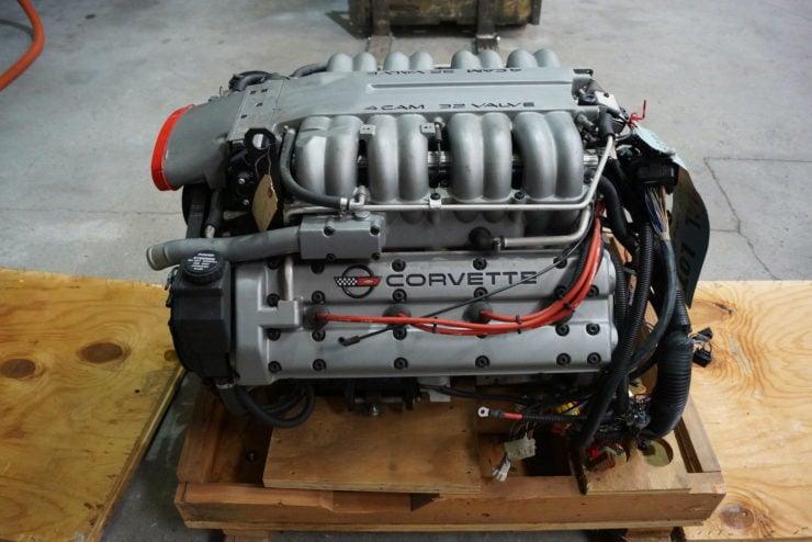 Chevrolet Corvette ZR-1 LT5 V8 Engine 9