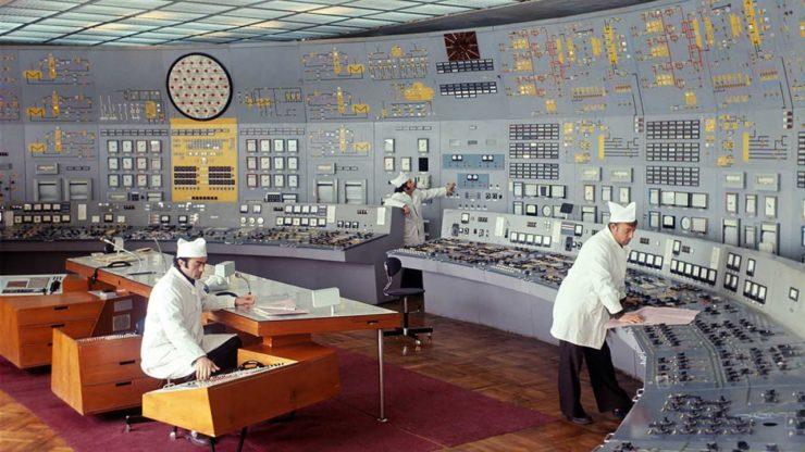 Silodrome Control Room