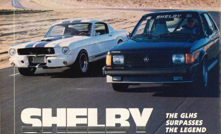 Dodge Omni GLHS Shelby