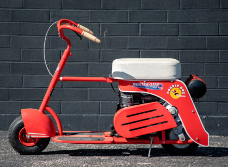 Doodle Bug Scooter