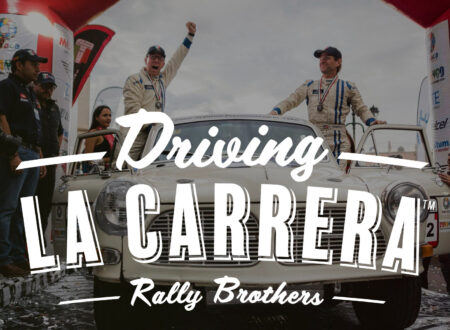 Driving La Carrera Rally Brothers