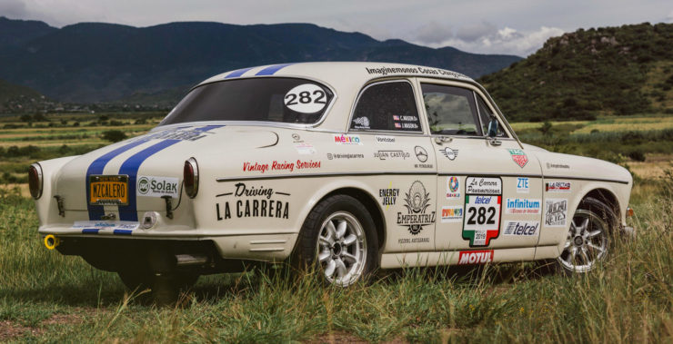 Driving La Carrera Rally Brothers 8