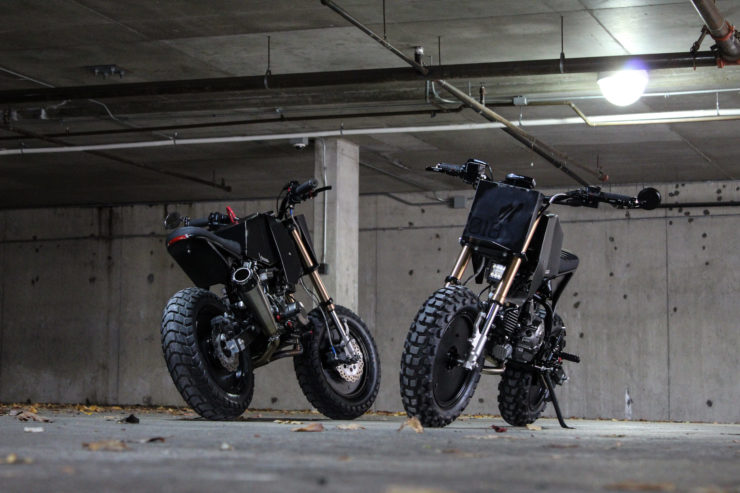 Droog Moto Mini Fighters 6