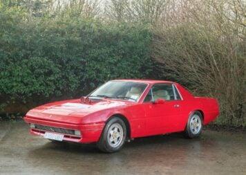 Ferrari 412 Pick-Up Car