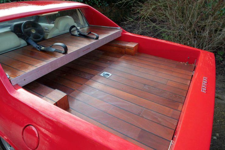 Ferrari 412 Pick-Up Load Bay