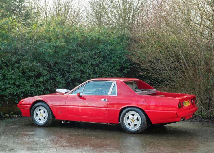 Ferrari 412 Pick-Up Rear