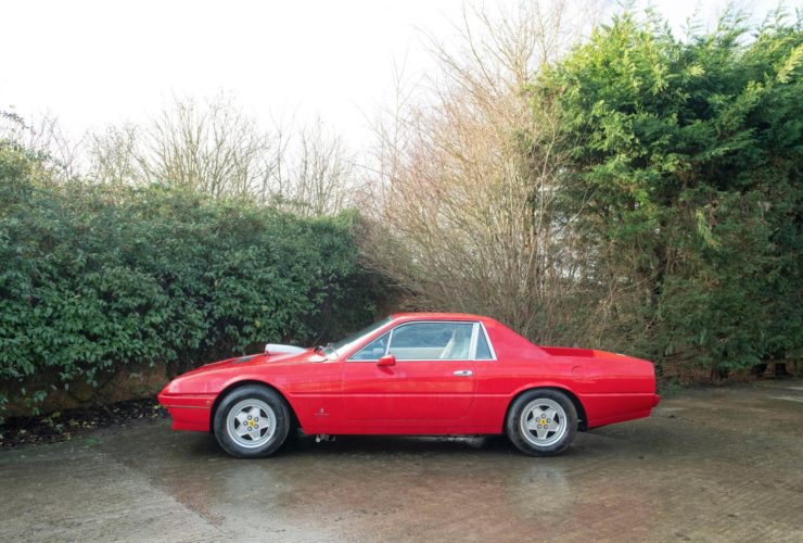 Ferrari 412 Pick-Up Side