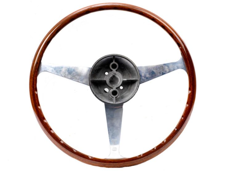 Ferrari Daytona Nardi Steering Wheel Back