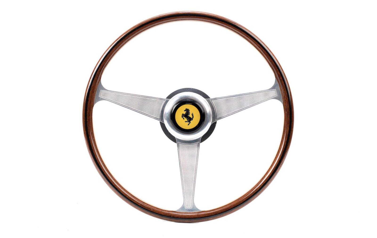 Ferrari Daytona Nardi Steering Wheel