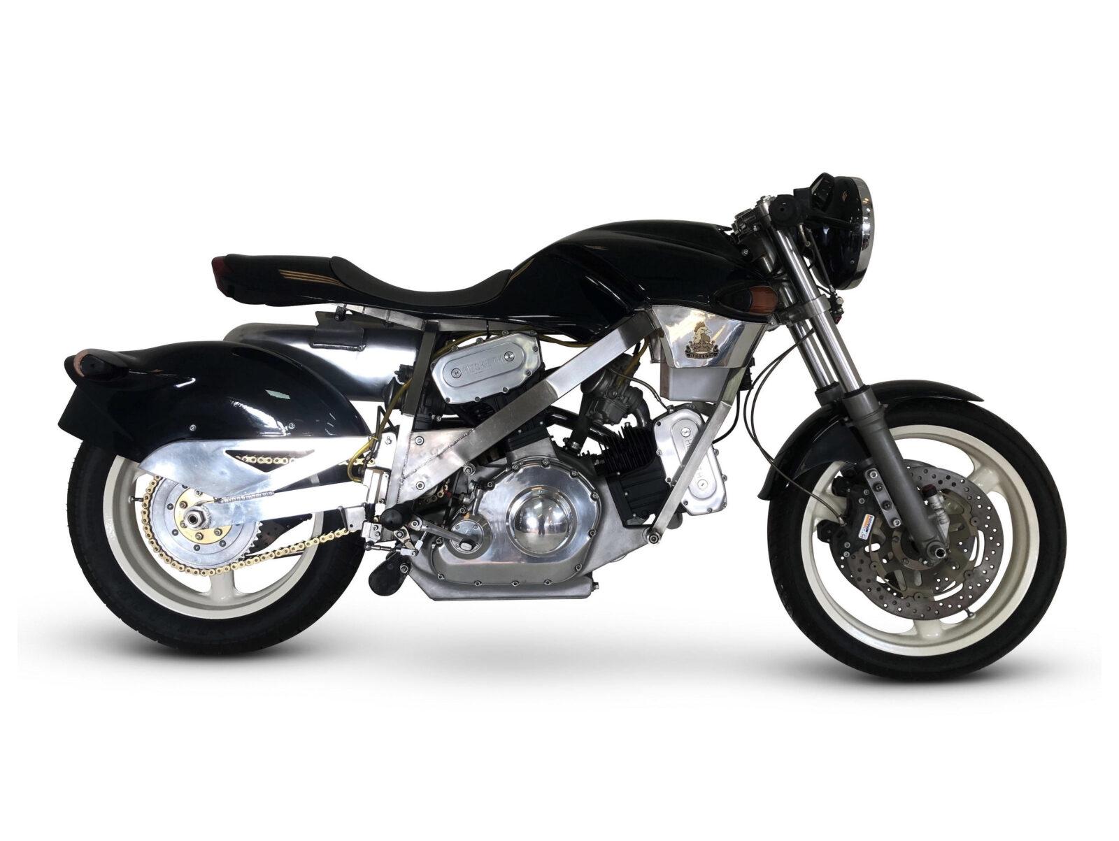 Hesketh Vortan Prototype Motorcycle