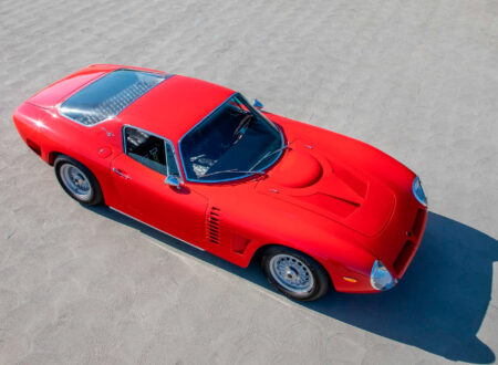 Iso Grifo A3C Bizzarrini 18
