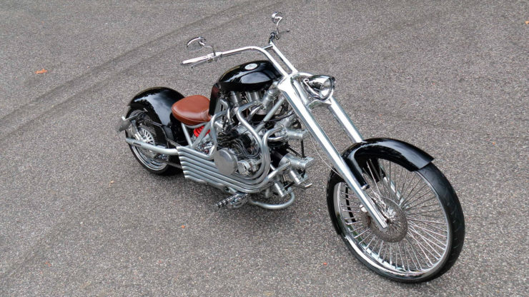 JRL Cycles Lucky 7 – A Radial Engine Production Motorcycle 13