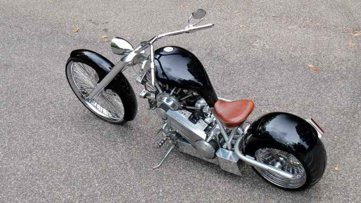 JRL Cycles Lucky 7 – A Radial Engine Production Motorcycle 14