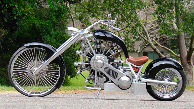 JRL Cycles Lucky 7 – A Radial Engine Production Motorcycle 15