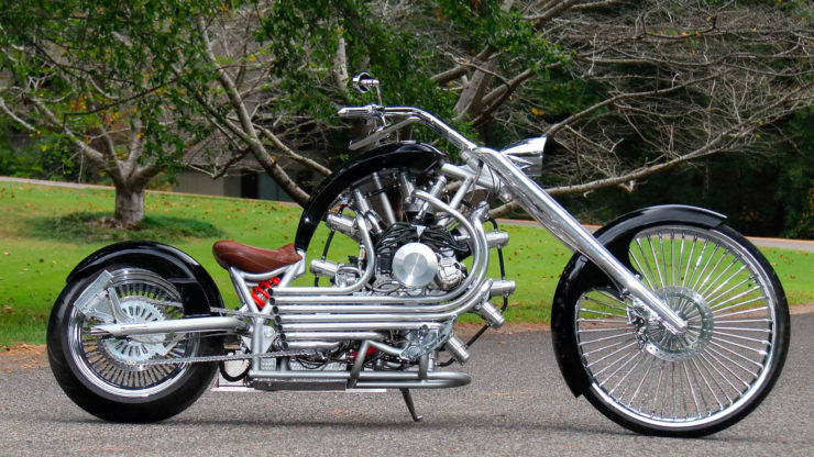 JRL Cycles Lucky 7 – A Radial Engine Production Motorcycle 17