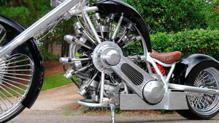 JRL Cycles Lucky 7 – A Radial Engine Production Motorcycle 18