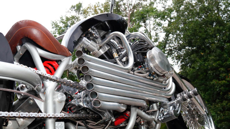 JRL Cycles Lucky 7 – A Radial Engine Production Motorcycle 19
