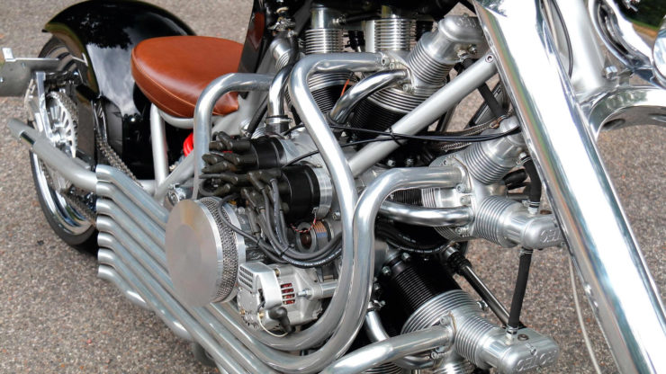 JRL Cycles Lucky 7 – A Radial Engine Production Motorcycle 21