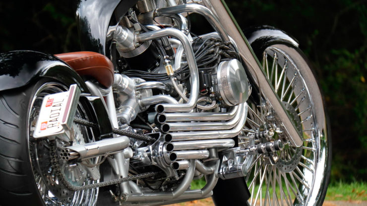 JRL Cycles Lucky 7 – A Radial Engine Production Motorcycle 22