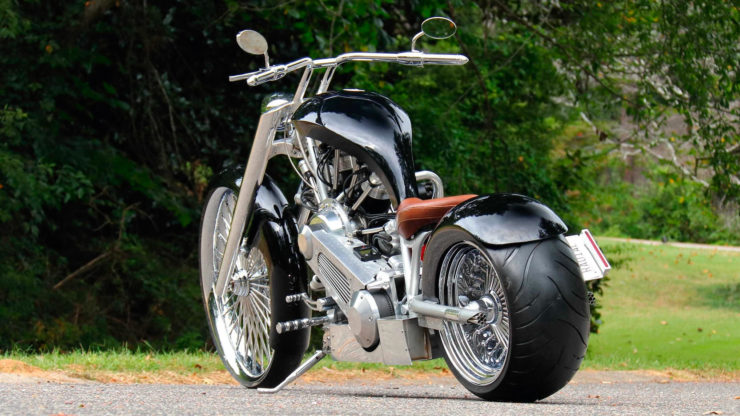 JRL Cycles Lucky 7 – A Radial Engine Production Motorcycle 3