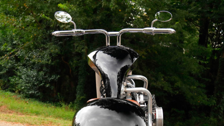 JRL Cycles Lucky 7 – A Radial Engine Production Motorcycle 6