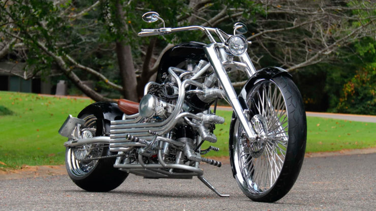 JRL Cycles Lucky 7 – A Radial Engine Production Motorcycle 8