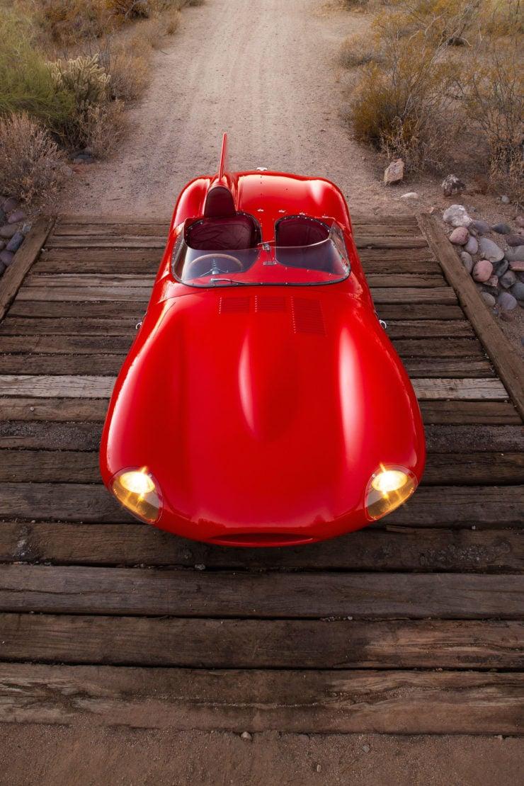 Jaguar D-Type Nose