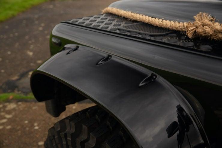 Land Rover Defender SVX Spectre Fender Flares