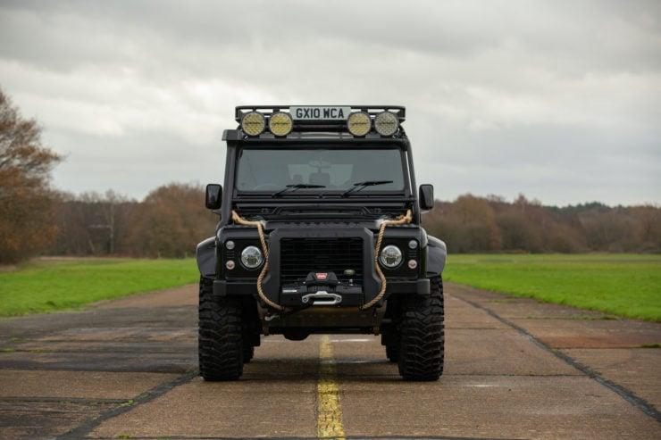 Land Rover Defender SVX Spectre Front
