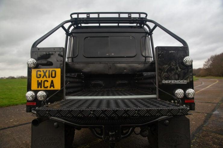 Land Rover Defender SVX Spectre Tray