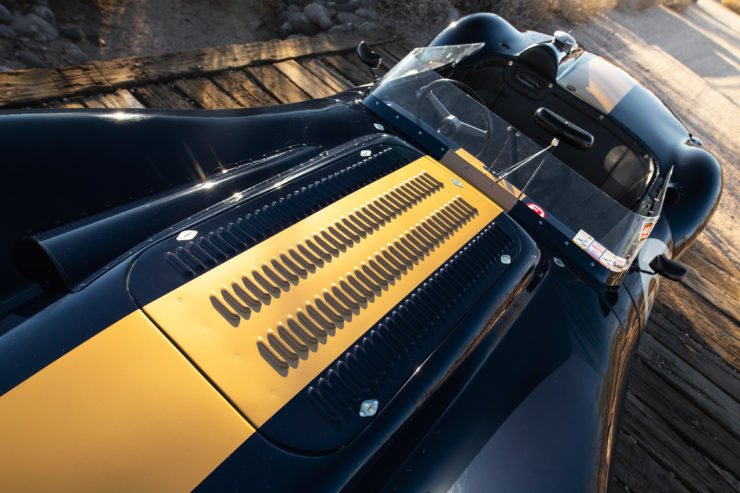 Lister-Jaguar Knobbly 10