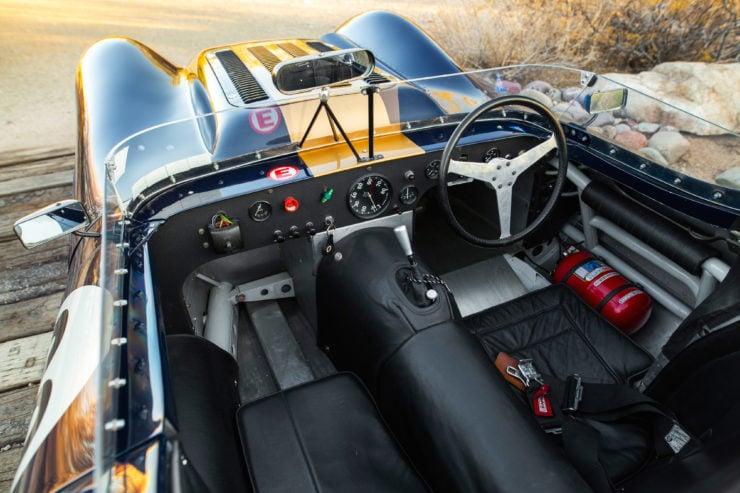 Lister-Jaguar Knobbly 11