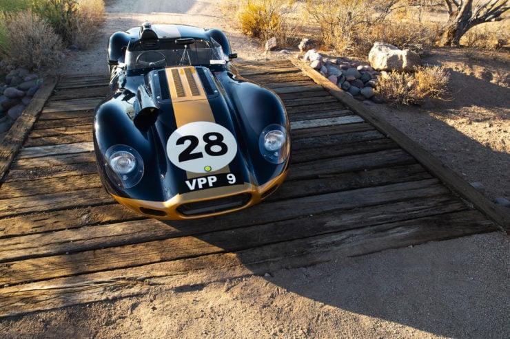 Lister-Jaguar Knobbly 12