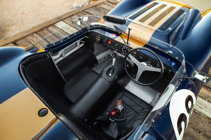 Lister-Jaguar Knobbly 2