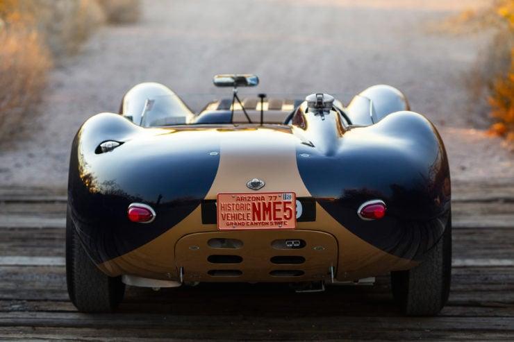 Lister-Jaguar Knobbly 3