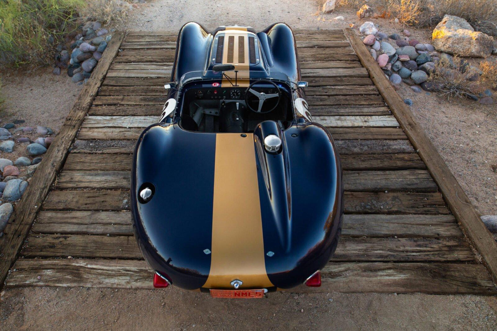 Lister-Jaguar Knobbly 4