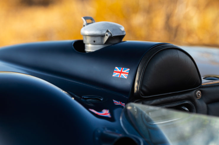 Lister-Jaguar Knobbly 5