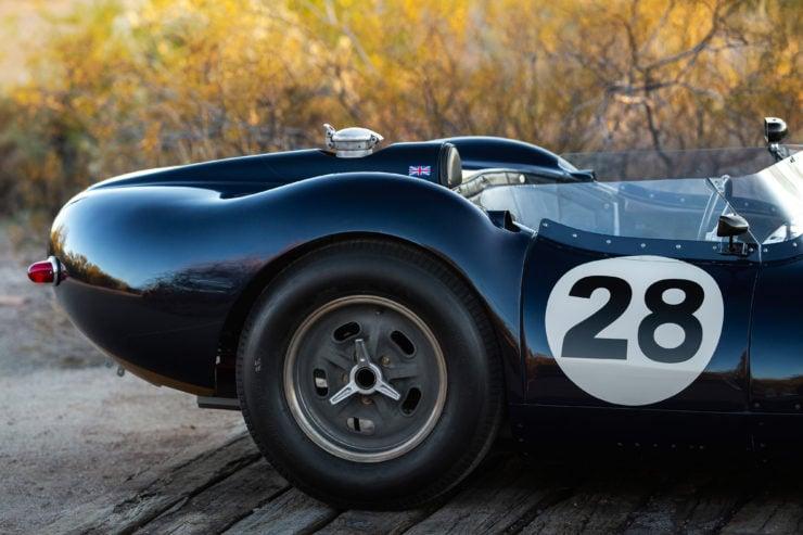 Lister-Jaguar Knobbly 7