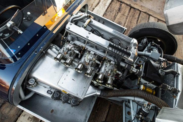 Lister-Jaguar Knobbly Engine