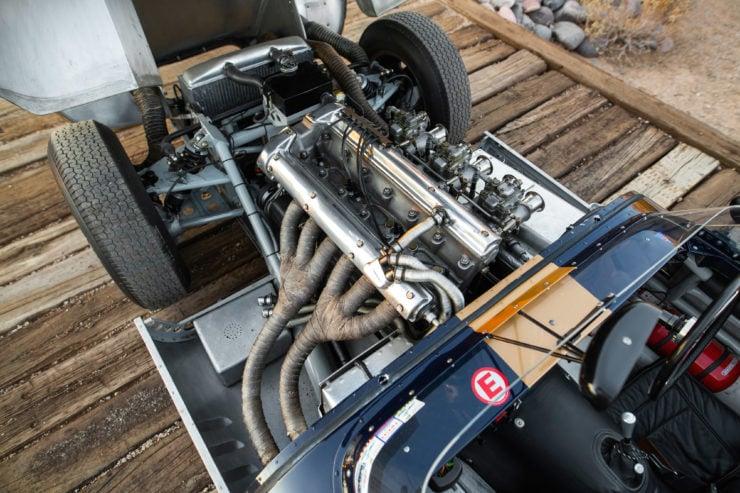 Lister-Jaguar Knobbly XK Engine
