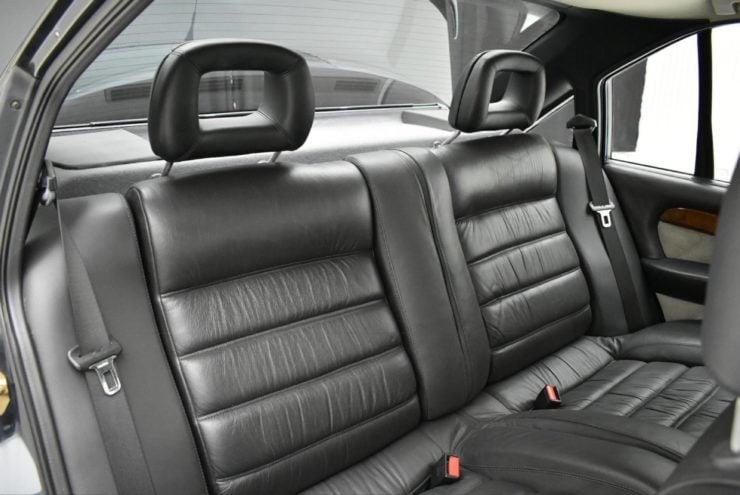 Opel Lotus Omega Type 104 Back Seats