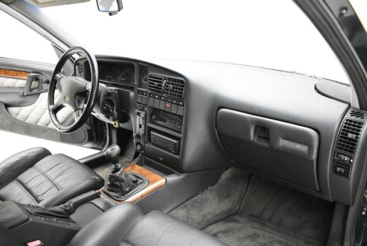 Opel Lotus Omega Type 104 Interior