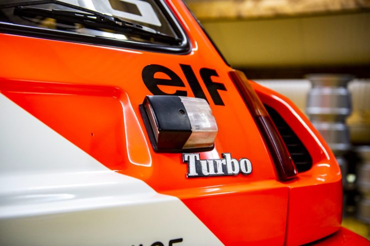 Renault 5 Turbo 1 3