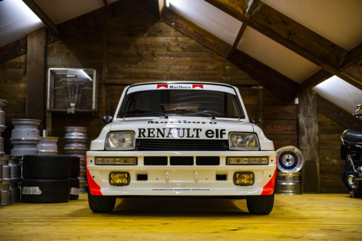 Renault 5 Turbo 1 6