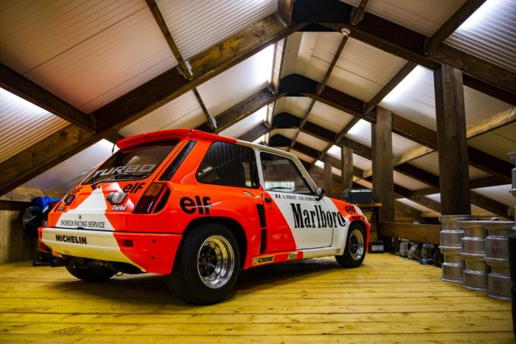Renault 5 Turbo 1 8