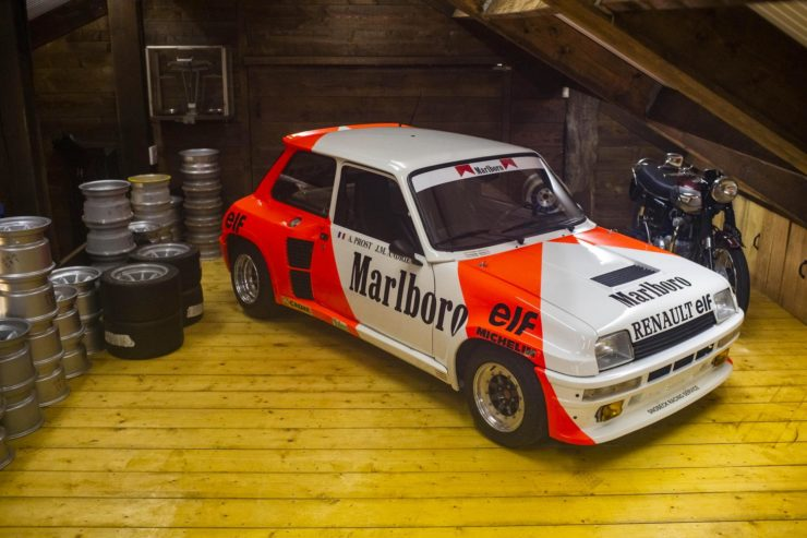 Renault 5 Turbo 1 9