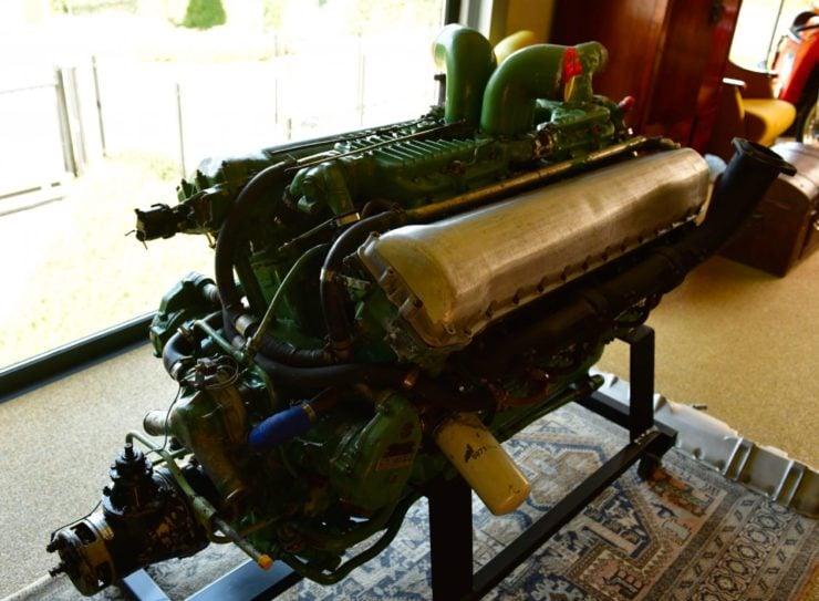 Rolls-Royce Merlin Meteor V12 Engine 6