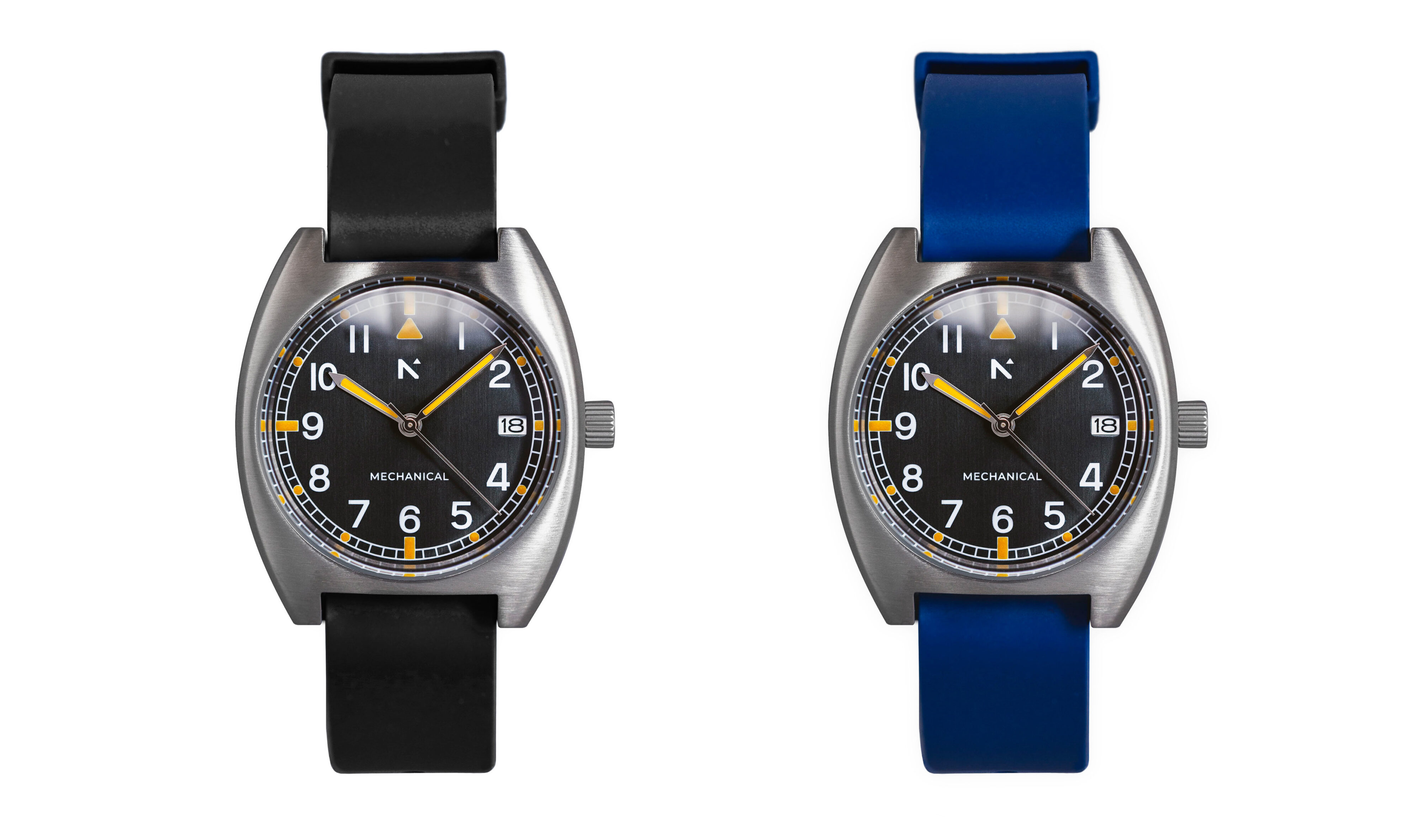 Rotate North Altitude Pilot's Watch